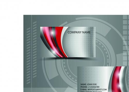 Бизнес карточки часть 195   Business Card set 195
