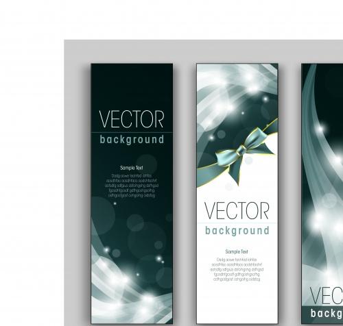 Набор баннеров | Banners vector set