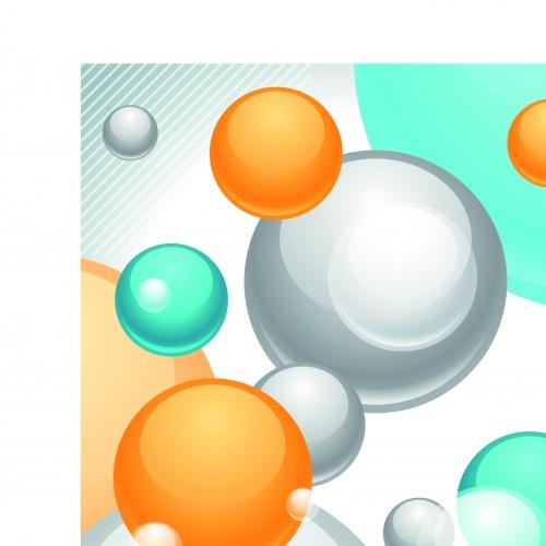 3D бесшовные фоны | 3D seamless vector background