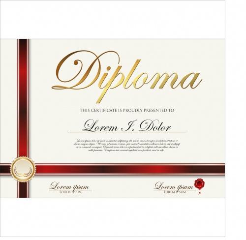 Certificate vector 18