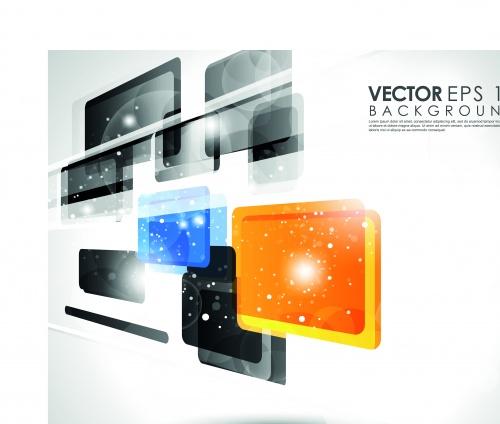 Абстрактные фоны часть 106 | Abstract vector background 106