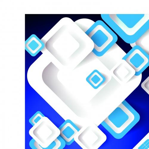3D фоны 3 | 3D vector background 3