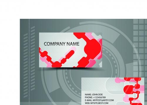 Business Card set 192