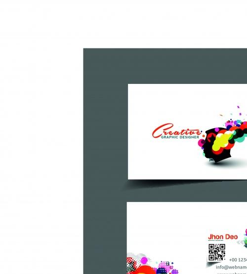 Бизнес карточки часть 193 | Business Card set 193