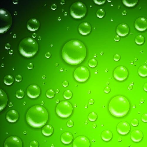 Капли воды фоны часть 5 | Water drops vector background set 5