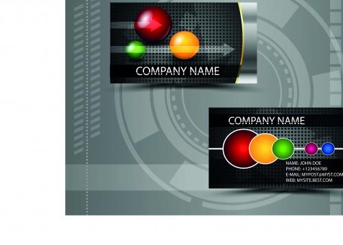 Бизнес карточки часть 190 | Business Card set 190