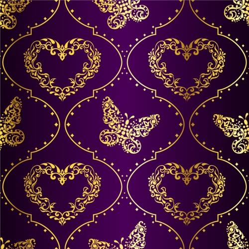 Винтажные орнаменты к пасхе и другим праздникам / Vintage ornaments for easter in vector
