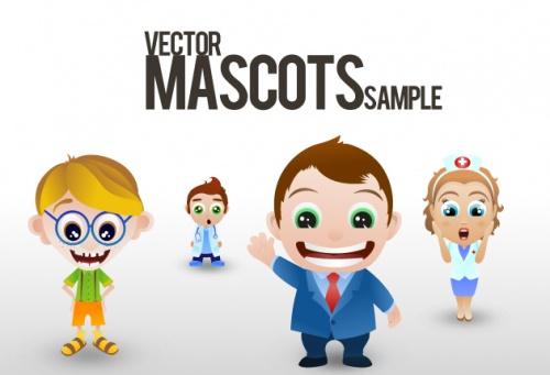 Designtnt - Vector Mascots