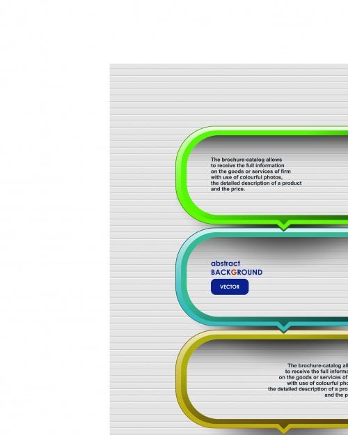 Абстрактная линия фоны | Abstract line vector background