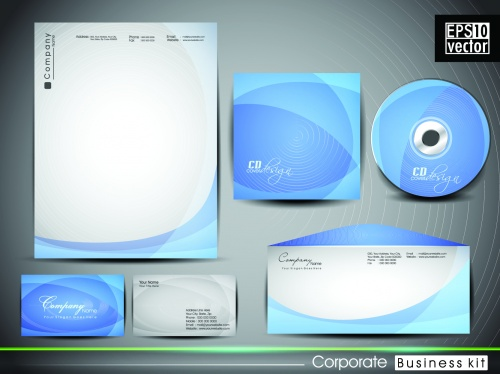 Corporate business templates