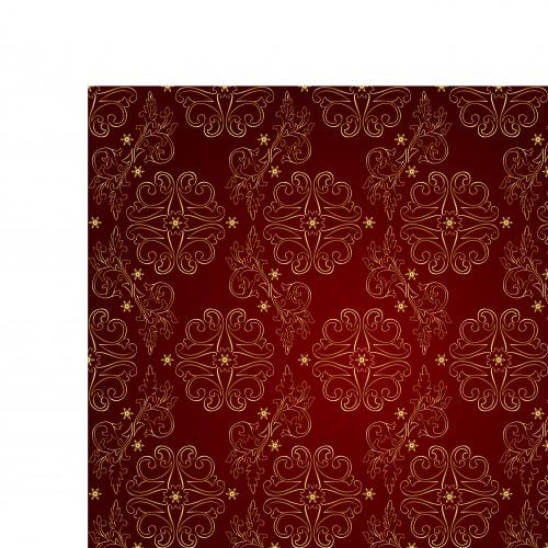 Золотой орнамент винтажный фон | Gold ornaments vintage vector background