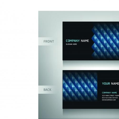Бизнес карточки часть 185 | Business Cards set 185
