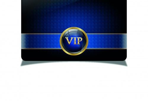 ВИП карточки | VIP cards vector set 2