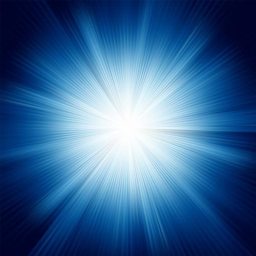 Вспышка света - Векторный клипарт | Light burst - Stock Vectors