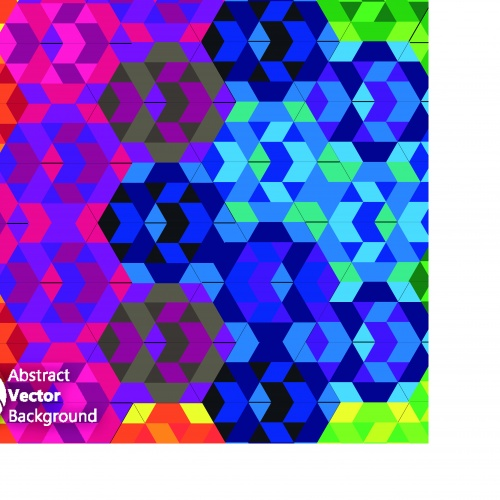 Абстрактные фоны часть 051 | Abstract vector background set 051