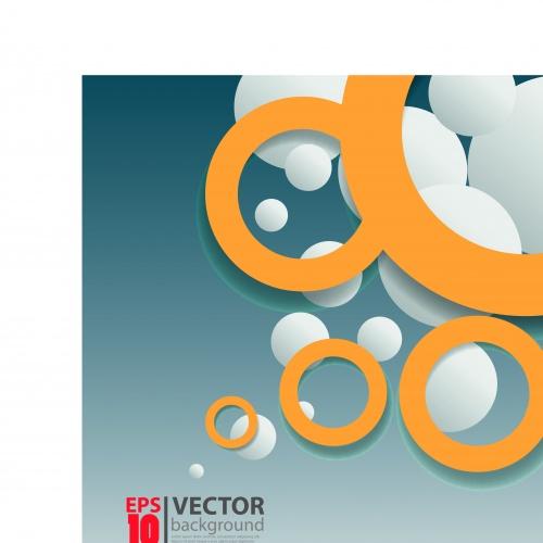 Абстрактные фоны часть 054 | Abstract vector background set 054
