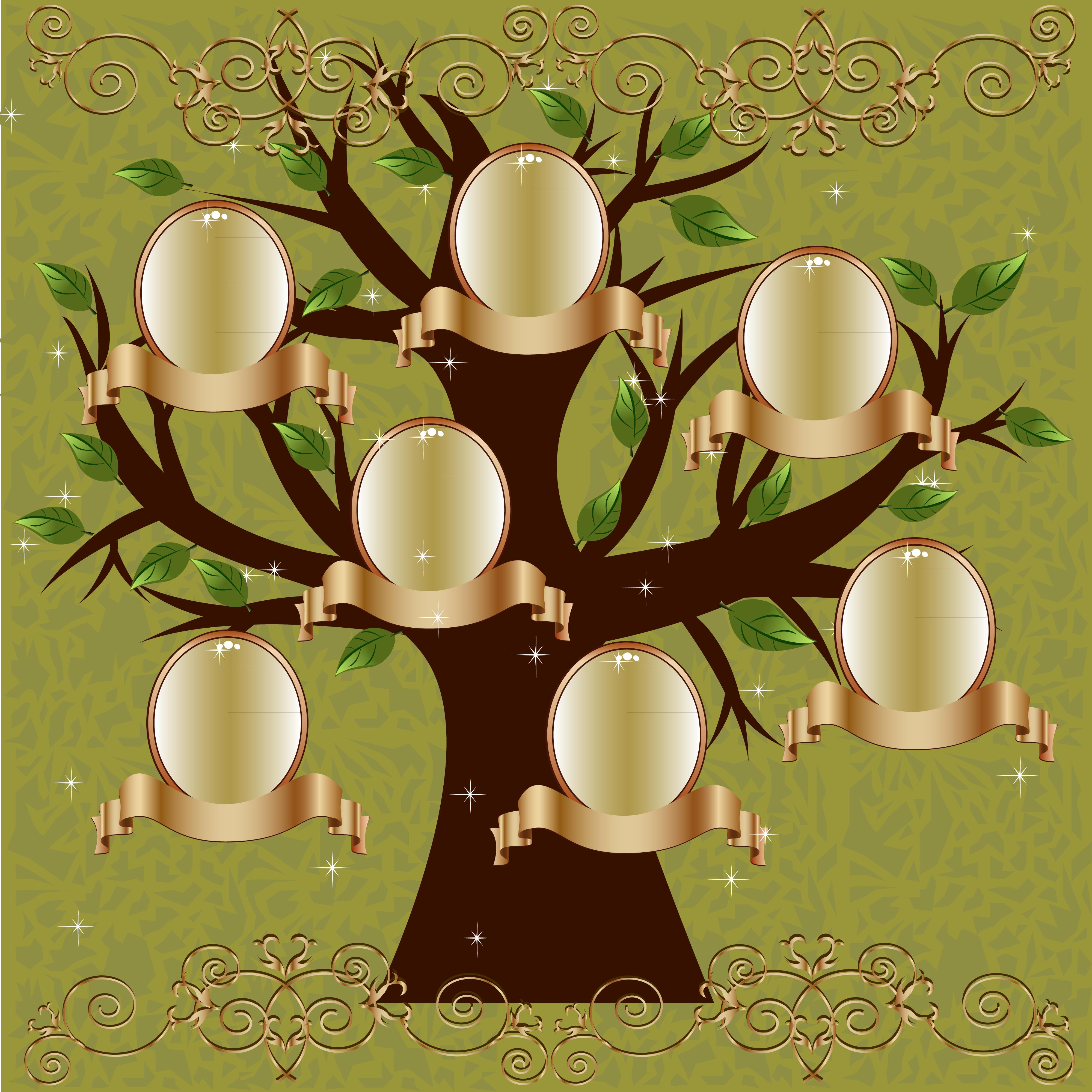 ником поздравление семейное дерево увидите самом низу