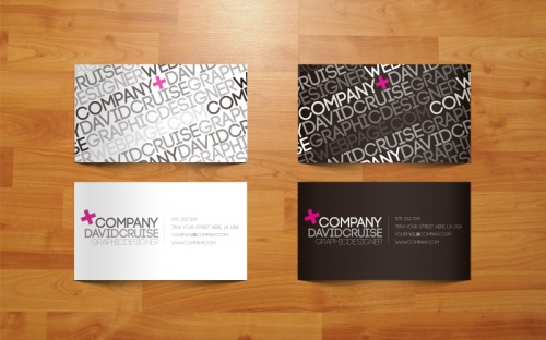 Pixeden - Creative Business Card Vol 1