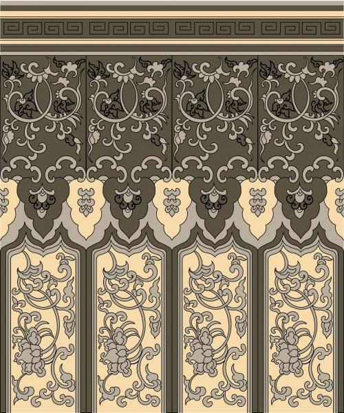 Бесшовный паттерн. Вып.15 | Seamless pattern. Set.15