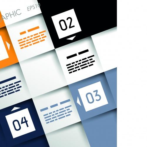 Инфографики креативный дизайн часть 25 | Infographic creative design vector set 25