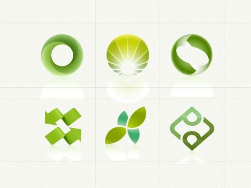 Pixeden - Environment Logos Template Set