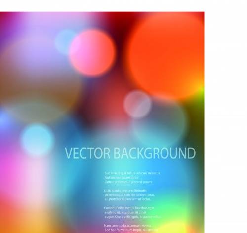 Блестящие фоны | Shining abstract vector background