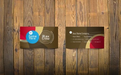 Pixeden - Creative Business Card Vol 2