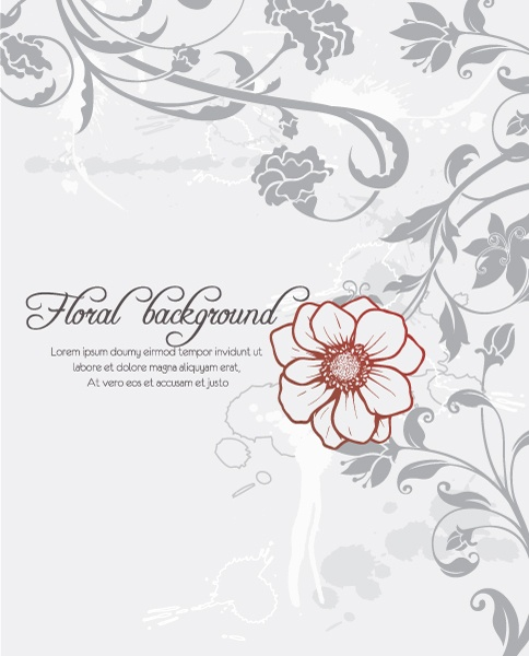 Spring Vector Backgrounds 5