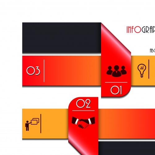 Креативный инфографик часть 20 | Creative Infographics vector set 20