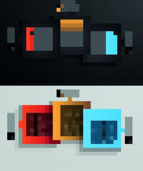 Креативные инфографики часть 19   Creative Infographics vector set 19