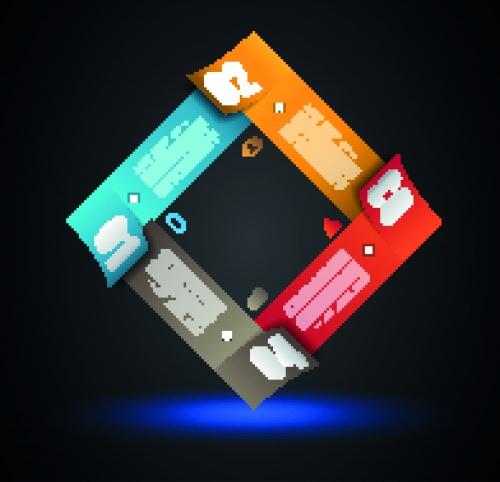 Креативные инфографики часть 19 | Creative Infographics vector set 19