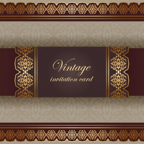 Vintage invitations 21