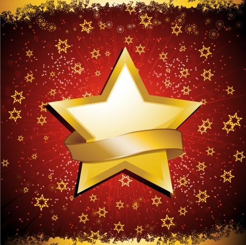 Звезды 3 - Векторный клипарт | Stars 3 - Stock Vectors