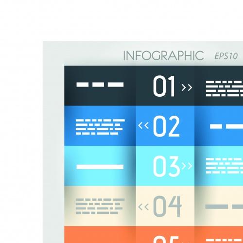 Креативный инфографик часть 17   Creative Infographics vector set 17