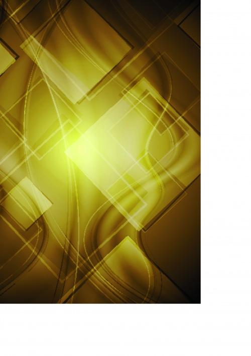 Блеск и свет фоны часть 5   Shine vector backgrounds set 5