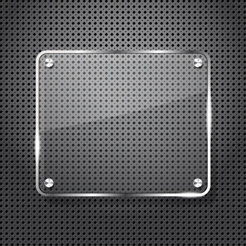 Стеклянные рамки 6 | Glass frames 6