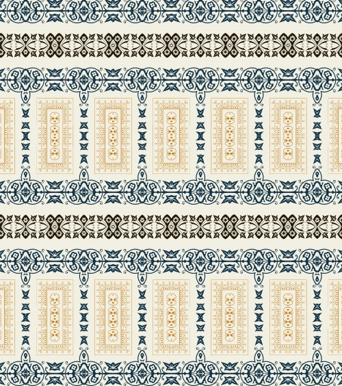 Винтажные векторные орнаменты, часть 2 / Vintage ornaments in vector, part 2