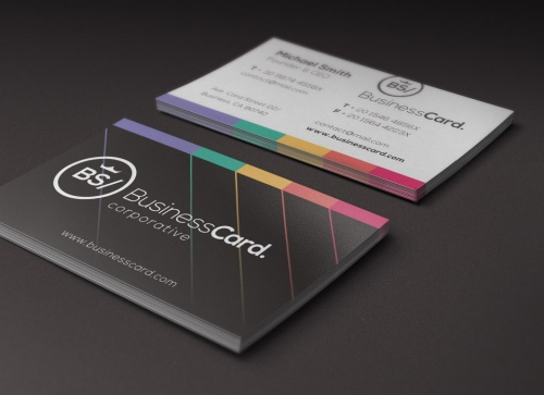 Pixeden - Corporate Business Card Vol 5