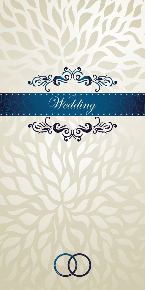 Wedding invitations 4
