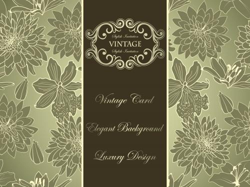 Vintage invitations 22