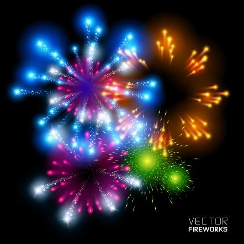 Фейерверки. Вып.7 | Fireworks. Set.7