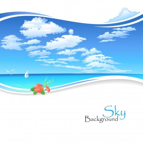 Sky background / Небесные фоны