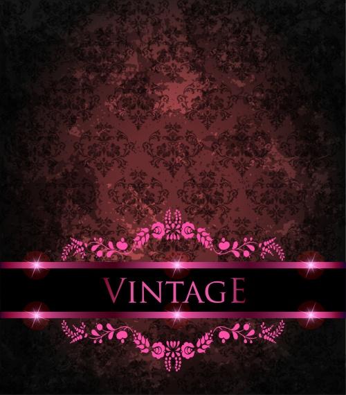 Vintage invitation 13