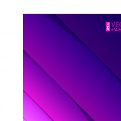 Многослойные фоны часть 4 | Layered vector backgrounds set 4