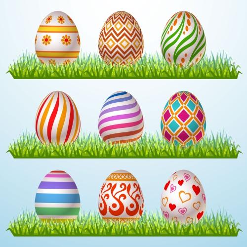 Пасхальный фон 5 | Easter background 5