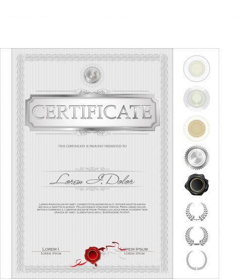 Certificate vector 2