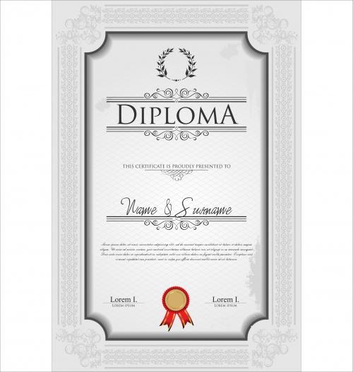 Certificate vector 10