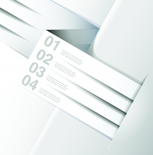 Дизайнерские элементы инфографики в векторе, часть 6 / Infographic design element in vector set 6