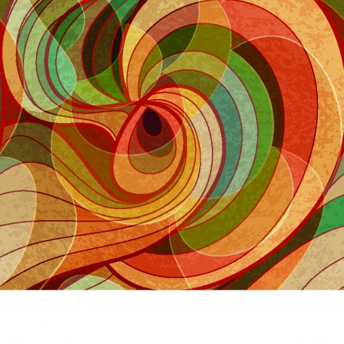 Бесшовные абстрактные фоны узоры волны | Seamless abstract waves pattern vector backgrounds
