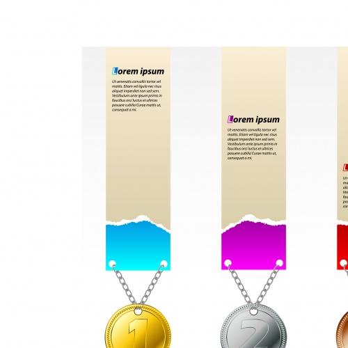 Современные баннеры оригинальный дизайн | Modern banners original design vector